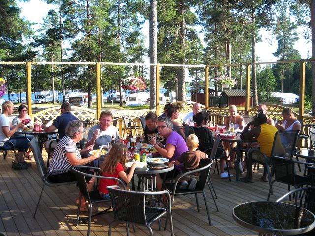 Ava Havsbad - Café och grill