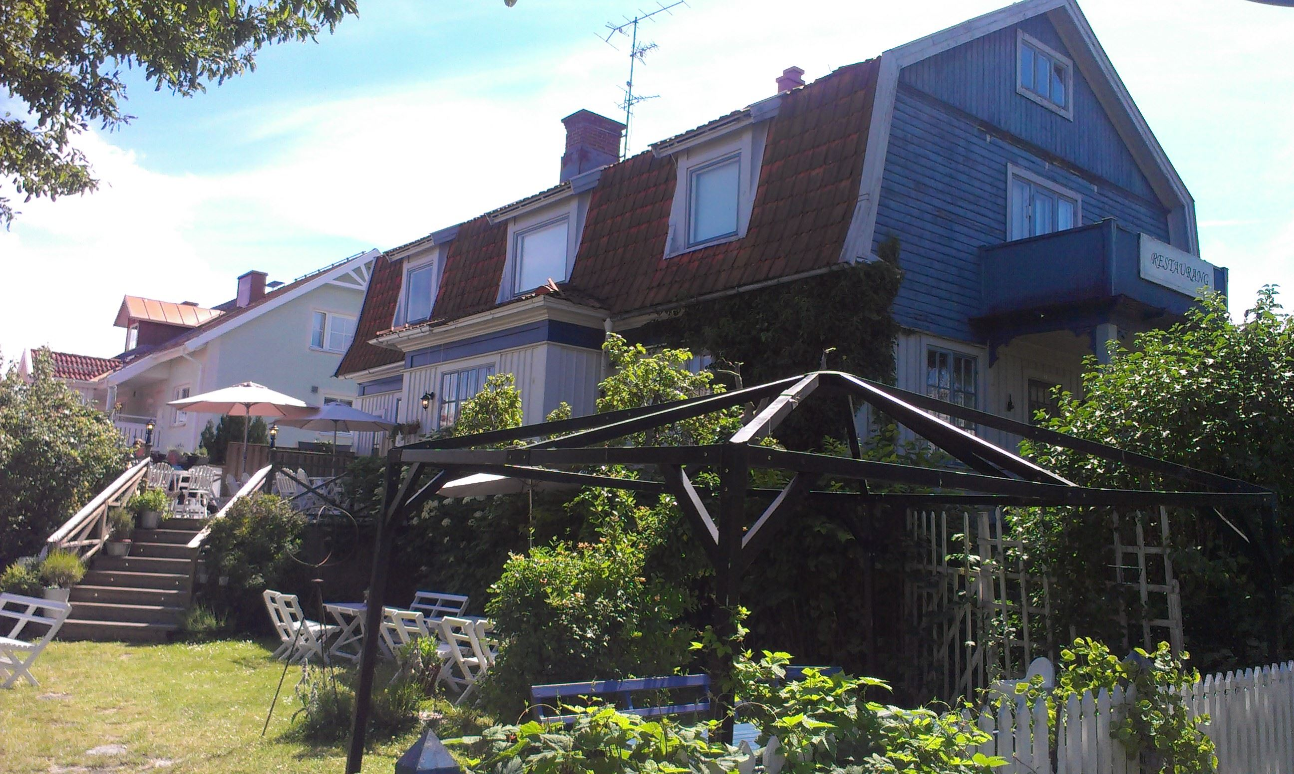 Villa Lavendel Rum, Café & Restaurang