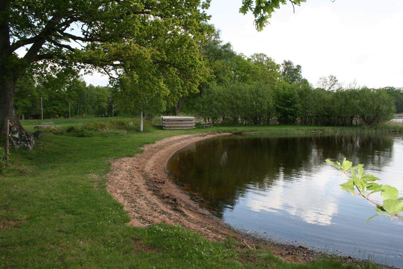 Bathing-place Angelstad