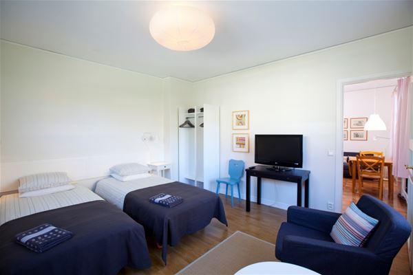 Hotell 46:an Vänersborg, litet trevligt familjeägt hotell med attraktivt läge