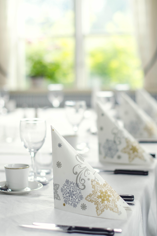 Levar Hotell - restaurang