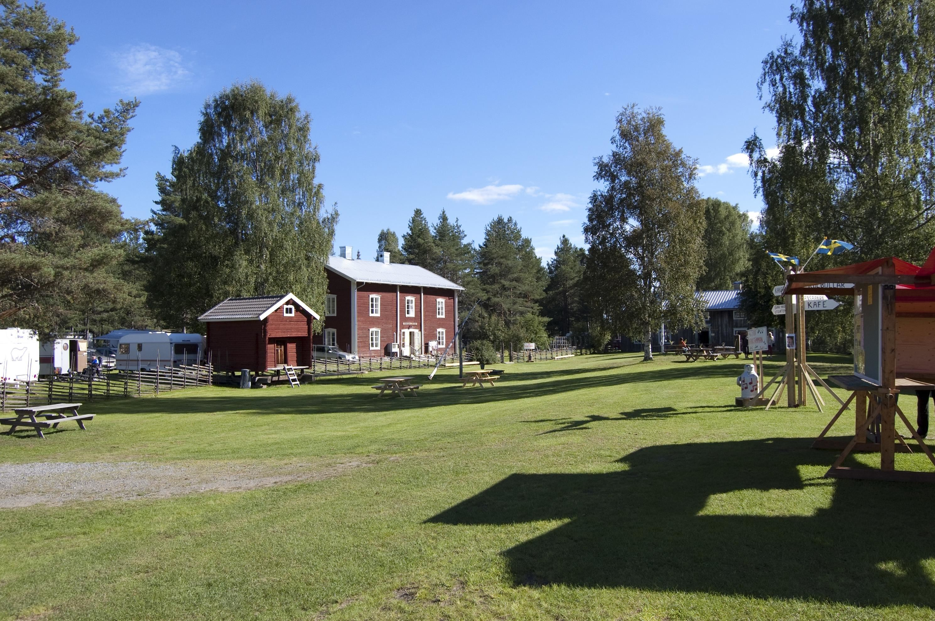 Ramsele Hembygdsgård