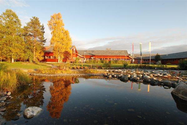© Espen Aarnes, Svanhovd in the Pasvik Valley