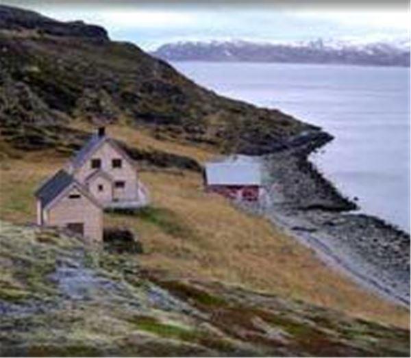 Stenbukt sjøhus - Havfiske