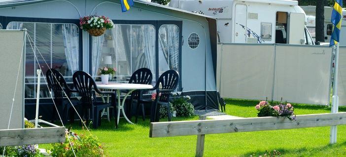 Siljansbadets Camping