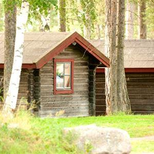 Siljansbadets Camping / Stugor
