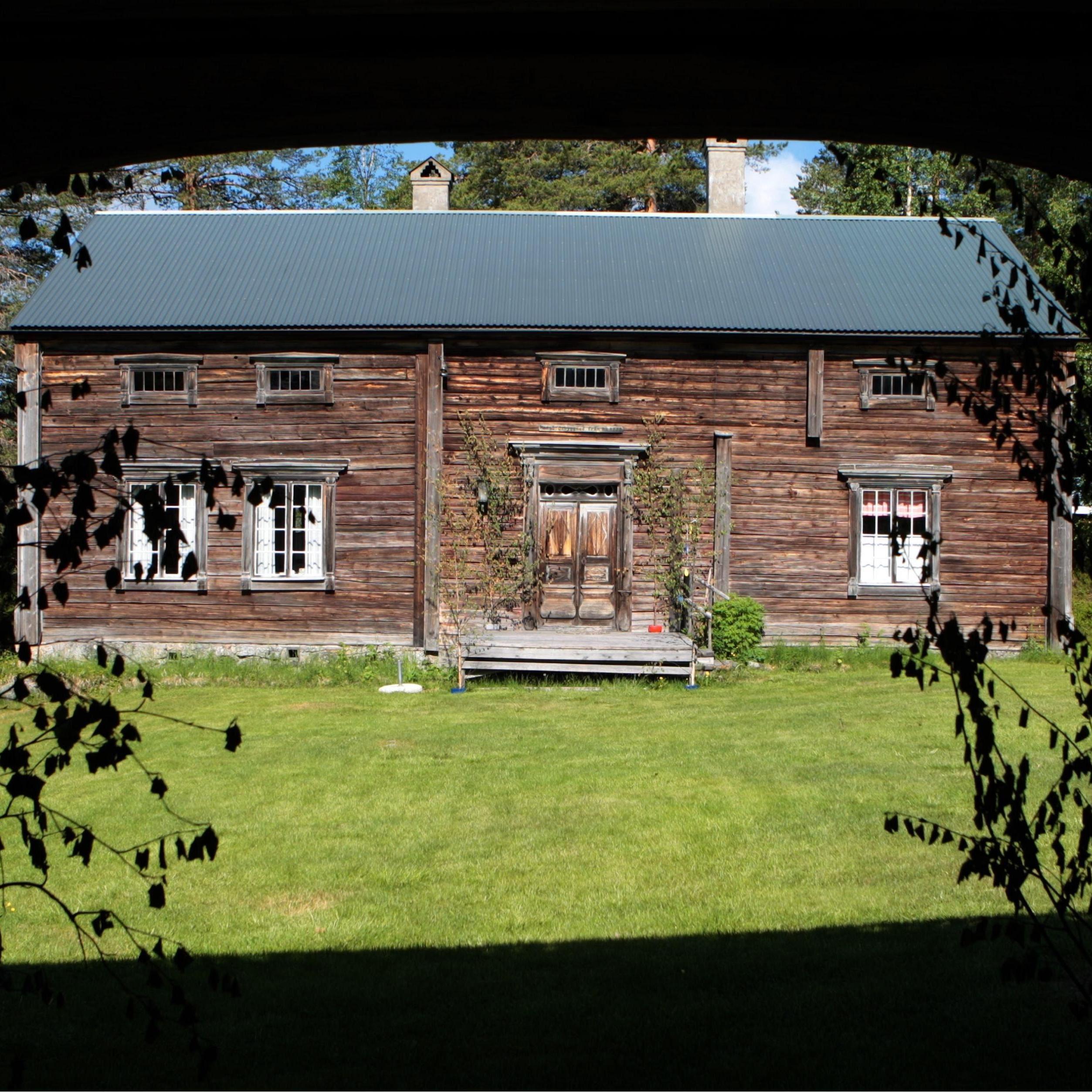 Foto:Stefan Sundqvist , Junsele hembygdsgård
