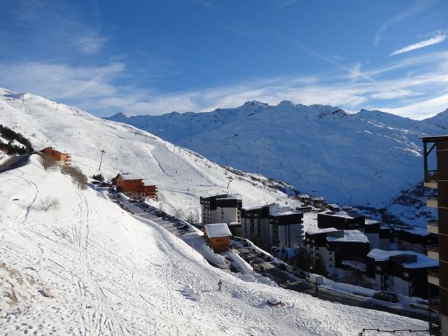 3 Pers Studio 150m from the slopes / MEDIAN 509