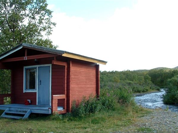 Ifjord Camping & Cafe