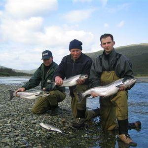 Elvefiske / Laksefiske - Nordic Safari