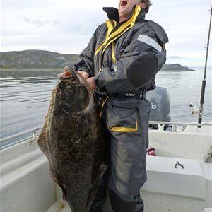 Deep sea fishing - Nordic Safari