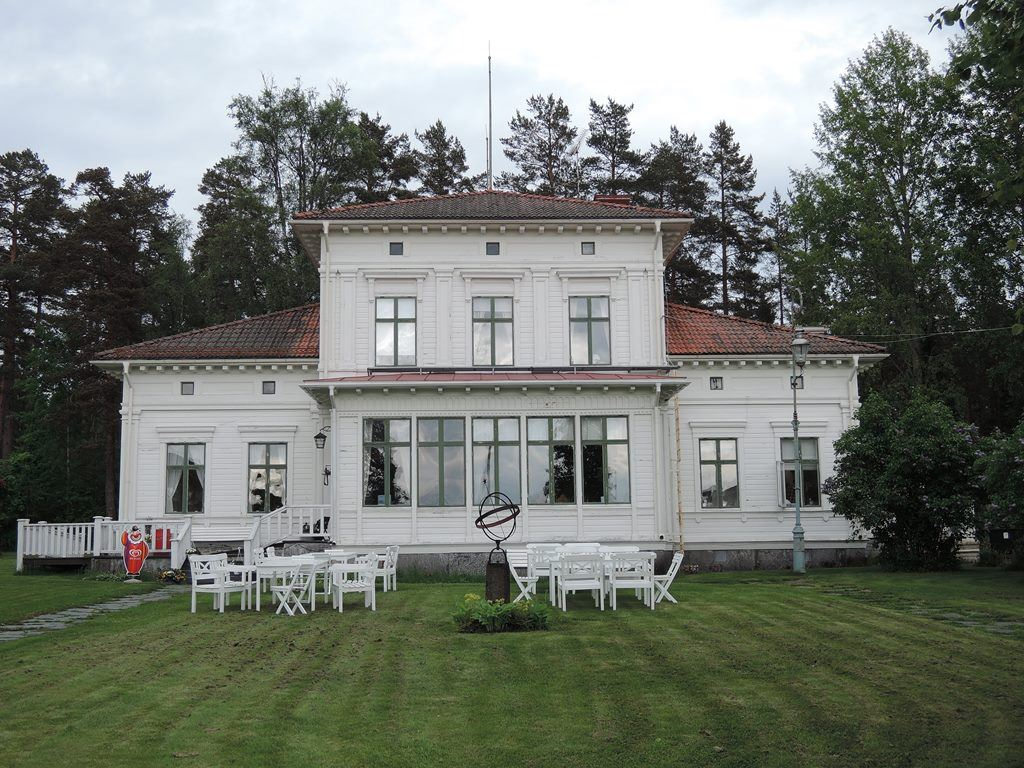 Olofsfors Herrgård - logi