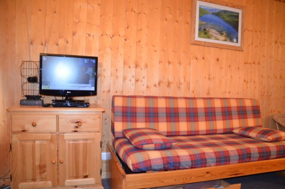Studio 4 Pers ski-in ski-out / VILLARET 316