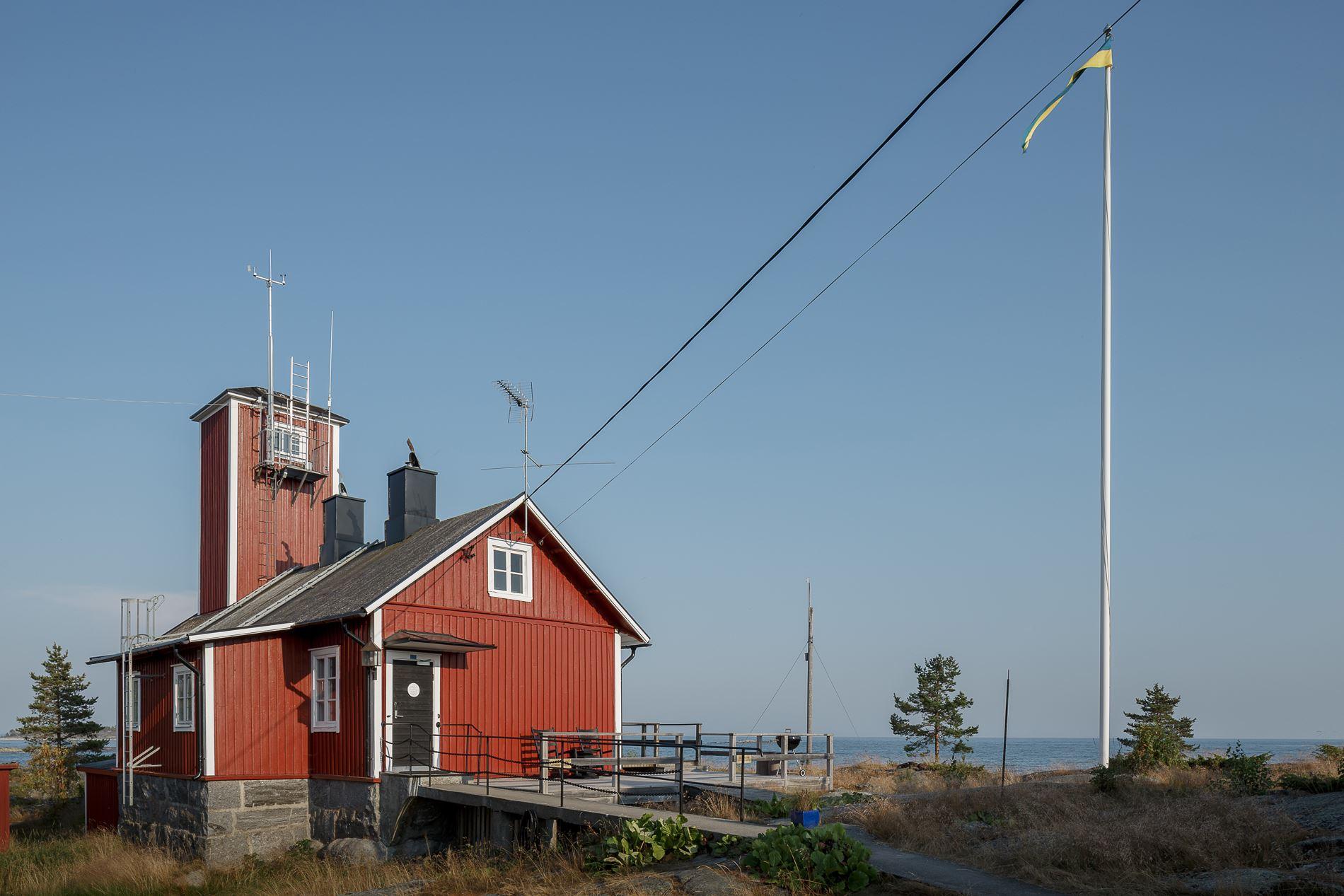 Andreas Nilsson,  © Lotshuset, Vandrarhem vid havet. Järnäsklubb