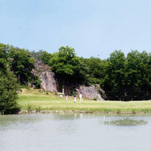 Rø Golfbaner – Alter Platz