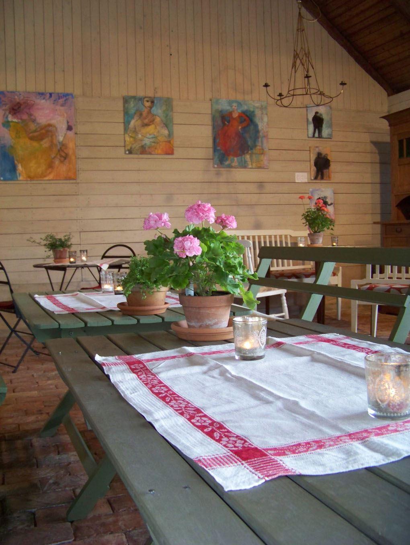 Bäckdalens Handelsträdgård & Café