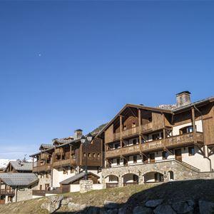 2 rooms cabin 4 people / LES CHALETS DE LA MOURIA