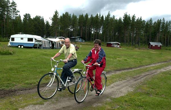 Foto: Stefan Sundqvist., Omsjö Camping