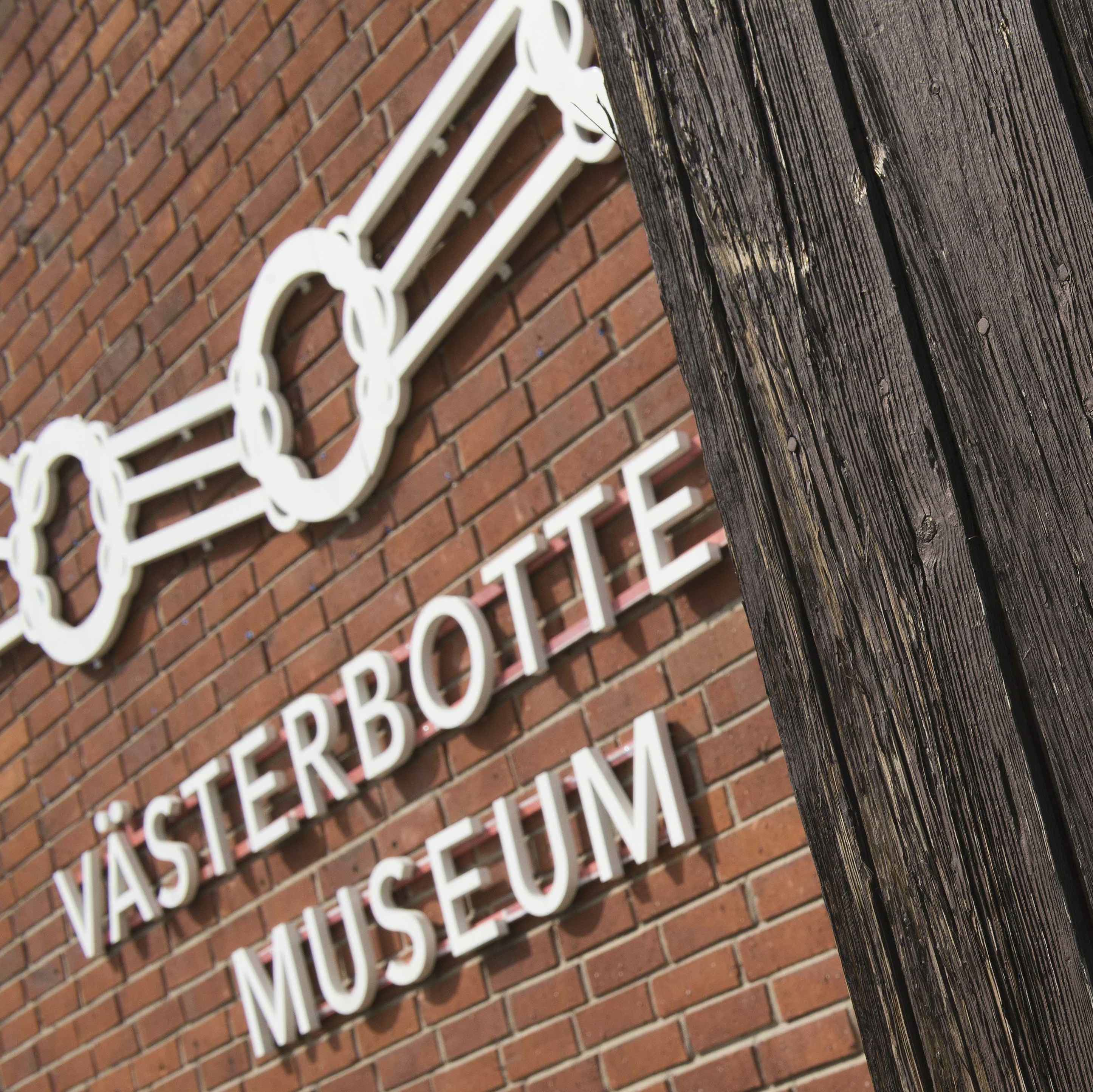 Utställningar på Västerbottens museum