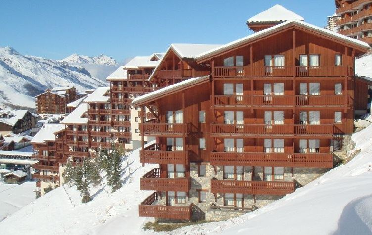 3 Rooms 6 Pers ski-in ski-out / VALMONT 23