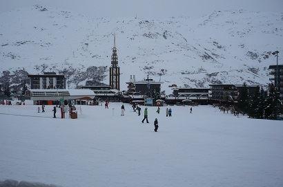 Studio 3 Pers ski-in ski-out / ARAVIS 104