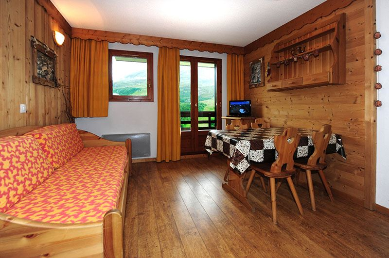 2 Rooms 4 Pers ski-in ski-out / BALCONS D'OLYMPIE 322