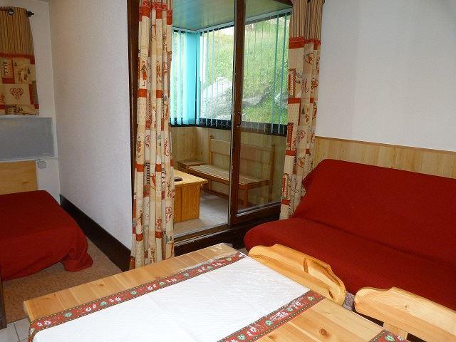 2 Rooms 4 Pers ski-in ski-out / SKI SOLEIL I 1205