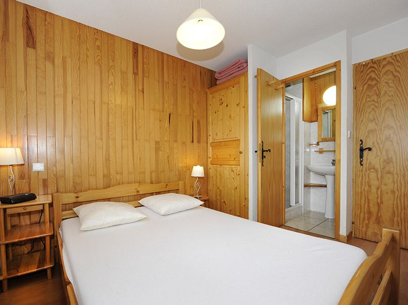 3 Rooms 6 Pers ski-in ski-out / TETRAS LYRE 2