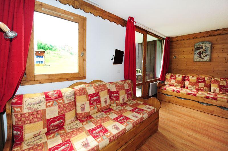 4 Pers Studio + cabin ski-in ski-out / VILLARET 421