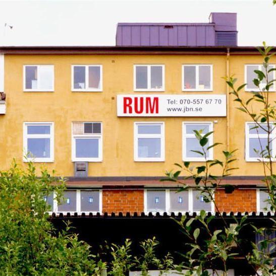 JBN rumsuthyrning- Domsjö