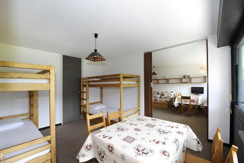 2 Rooms 6 Pers ski-in ski-out / ARAVIS 118