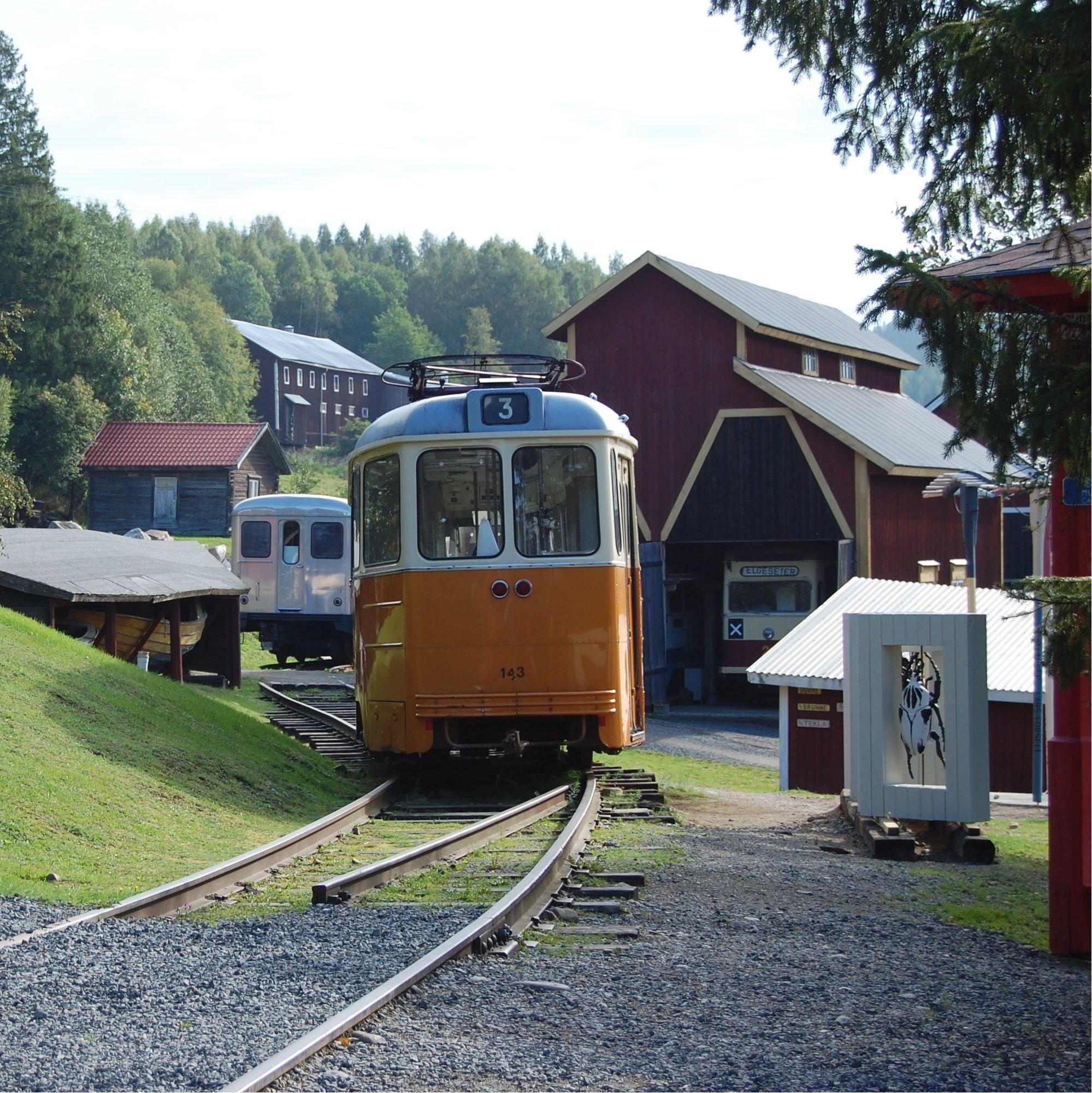 © Kramfors kommun, Mannaminne friluftsmuseum i Nordingrå Höga Kusten