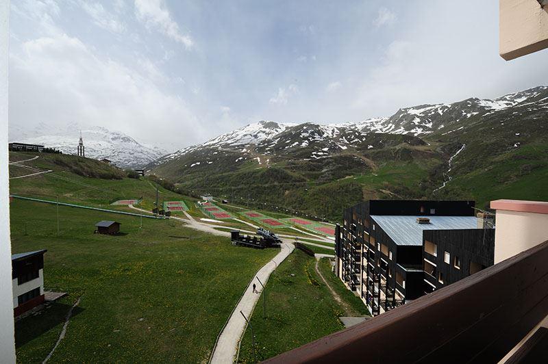 studio 4 pers ski-in ski-out / GRANDE MASSE 603