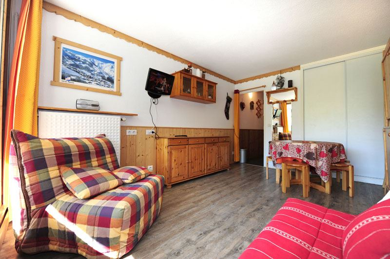 Studio 4 Pers skis aux pieds / LAC DU LOU 509