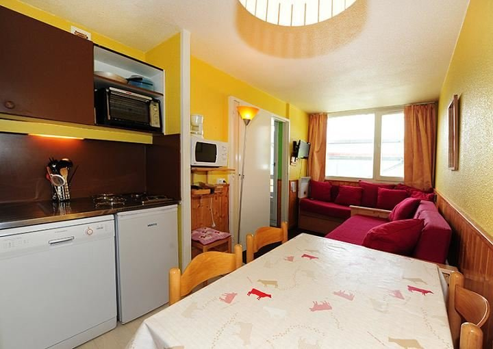 2 Rooms 4 Pers 150m from the slopes / MEDIAN 116