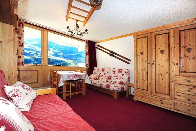 2 Pers Studio ski-in ski-out / PELVOUX 72