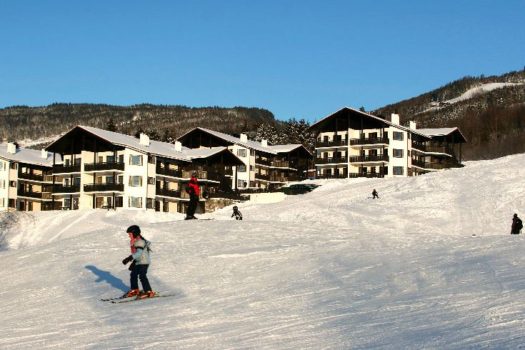Alpin Apartments Solsiden in Hafjell