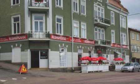Kebab House Pizzeria i Hudik