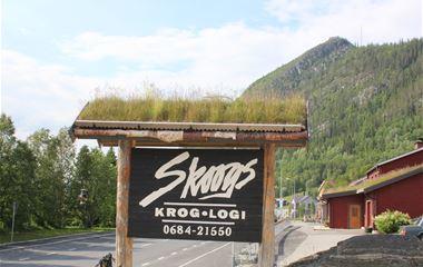 Skoogs Krog & Logi, Lägenheter