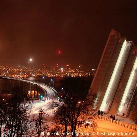 New Year's Eve Concert at the Arctic Cathedral