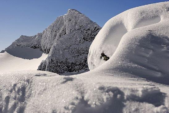 Sylarna - Topptur Storsylen vinter