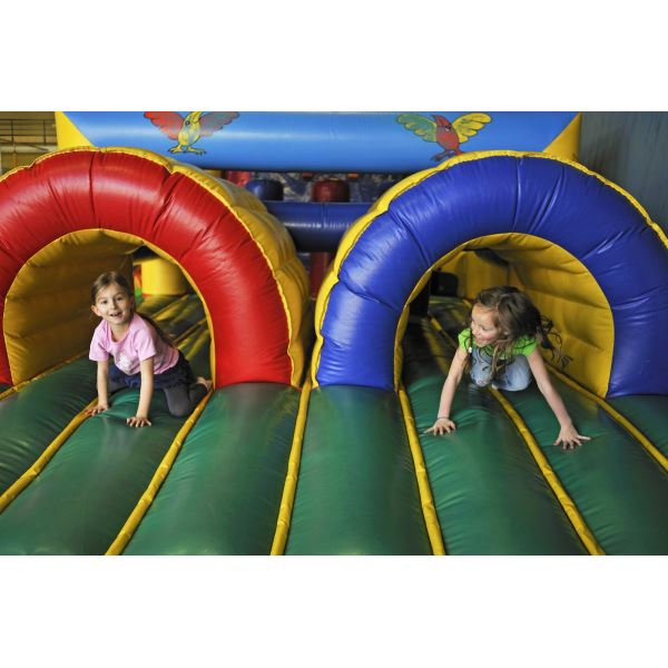 Pass Fun Park (3-10 years old), 1 day for free