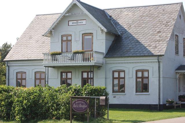 Rødgaard Camping - Værelser Rindbyhus