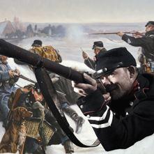 Oplev krigen 1864 på Dybbøl Banke