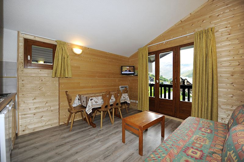 2 Rooms 4 Pers ski-in ski-out / BALCONS D'OLYMPIE 746