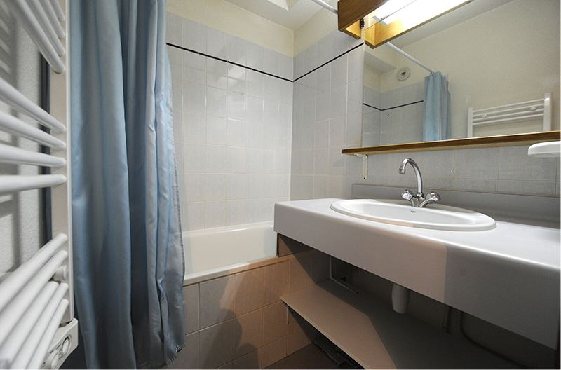 2 Rooms + cabin 6 Pers ski-in ski-out / BALCONS D'OLYMPIE 535