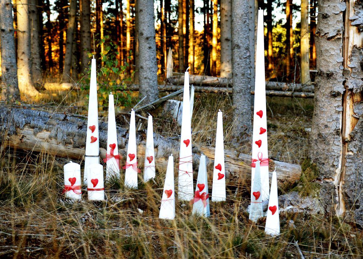 © Ljushuset, Hjärtljus, Ljushuset i Urshult