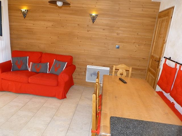 3 Rooms 6 Pers ski-in ski-out / MELEZES 2
