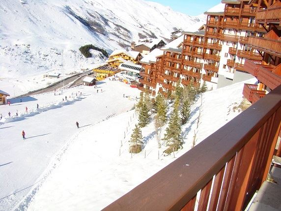 3 Rooms 6 Pers ski-in ski-out / VALMONT 31