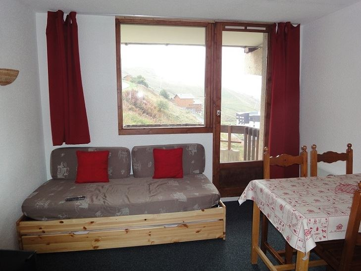 3 Pers Studio 150m from the slopes / MEDIAN 429